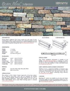 Ledgestone Stoneyard 174