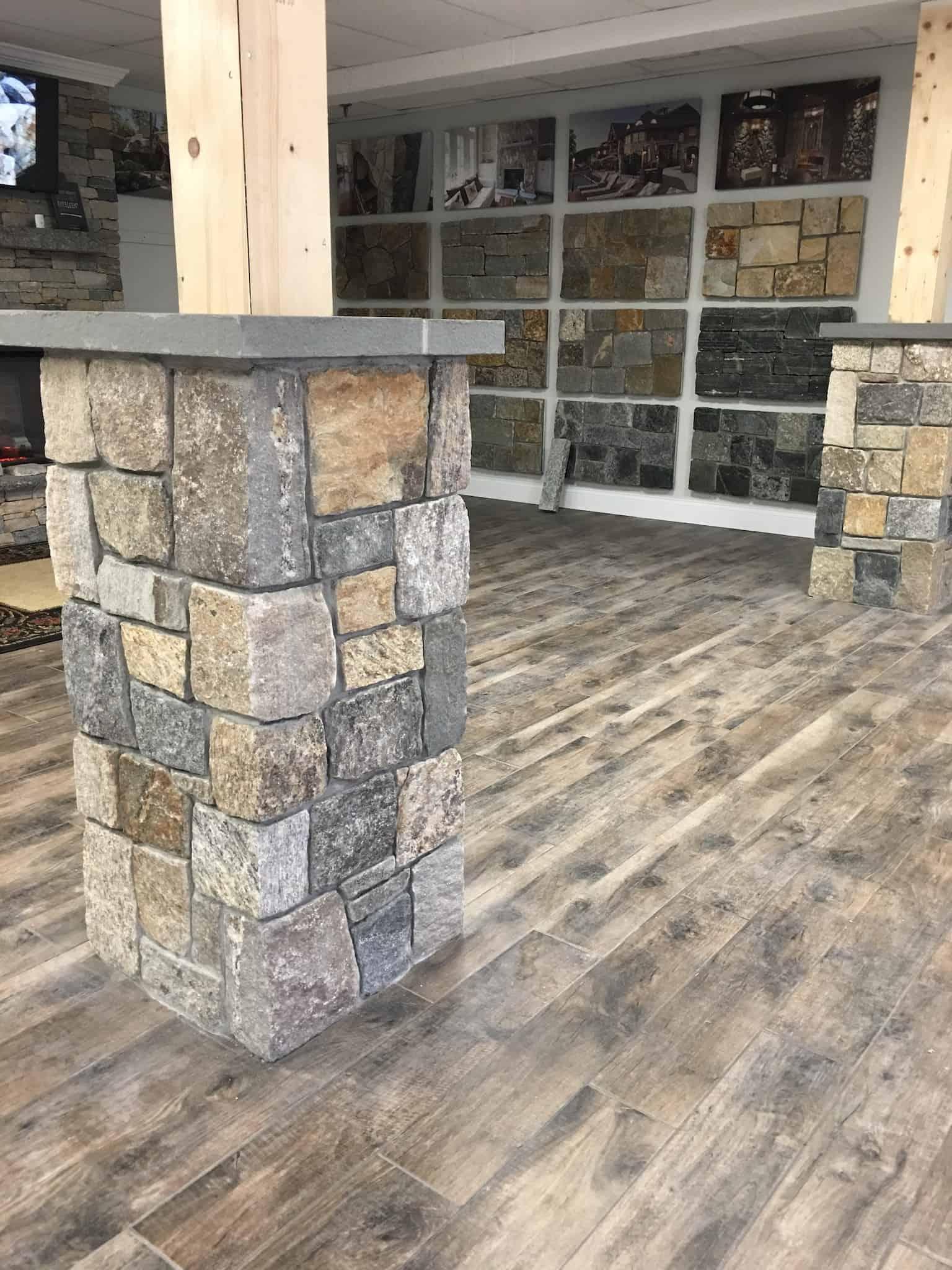 How To Install Thin Stone Veneer Columns Stoneyard