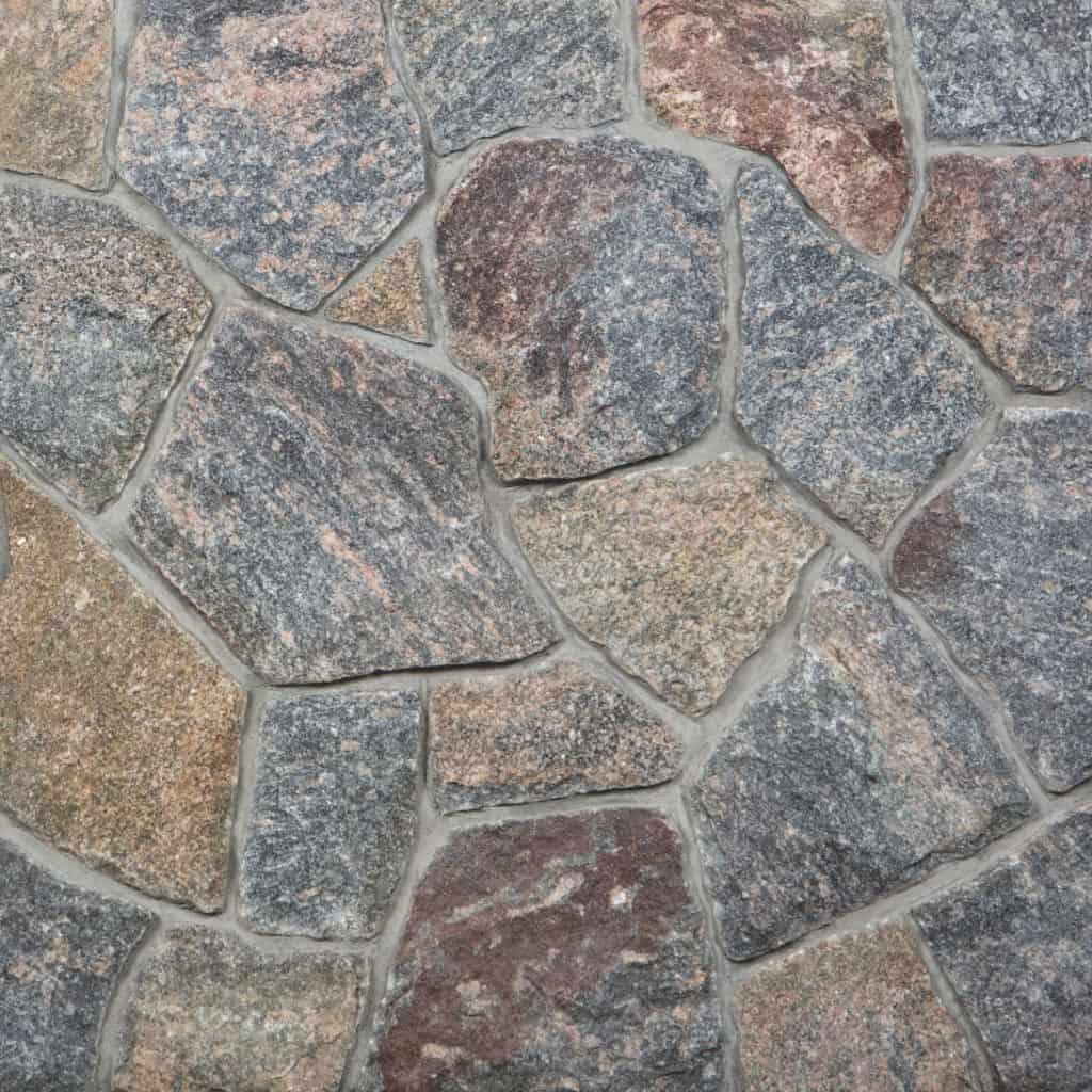 Vineyard Granite Mosaic Thin Veneer Stoneyard 174