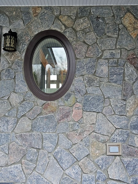 Vineyard Granite Mosaic Thin Veneer Stoneyard 174